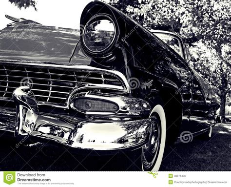 old cars black and white classic car black and white stock photo image 40976476