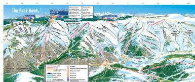 map vail colorado vail skimap org
