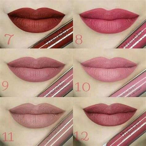 Lip Liner Wardah wardah exclusive matte lip elevenia