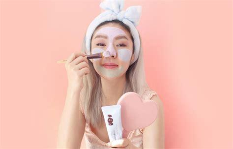 Masker Innisfree Volcanic cinddie skincare makeup reviews