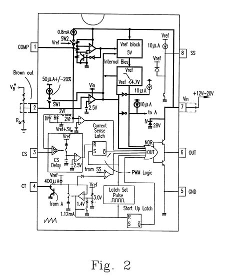 integrated circuit ic sg3524 pwm integrated circuit pwm 28 images fixed frequency pwm voltage mode single ended controllers