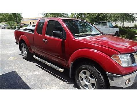 find used 2006 nissan frontier se king cab 4wd damaged salvage low miles priced to sell in sell used 2006 nissan frontier se 4x4 king cab low miles great condition 1 owner no accide in