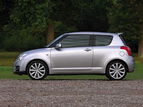 2009 Suzuki Swift 1500 Automatic related infomation