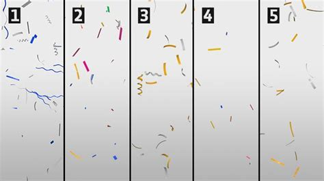Free Confetti Pack 5 Rigs Animations For Ae And C4d Cinema 4d Pinterest Confetti And After Effects Confetti Template