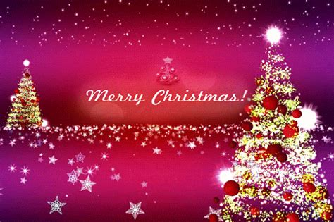 pink sparking merry christmas quote pictures   images  facebook tumblr pinterest