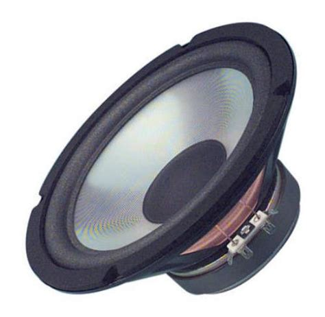Speaker Acr 8 Inch Woofer new 8 quot subwoofer speaker home audio replacement 8ohm woofer eight inch driver ebay