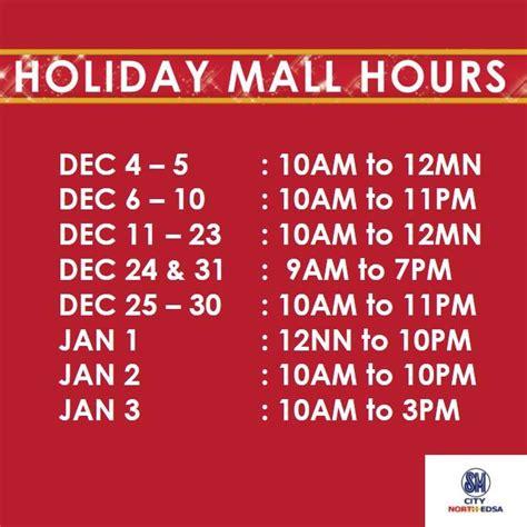 cineplex holiday hours metro manila mall hours for the christmas holiday season