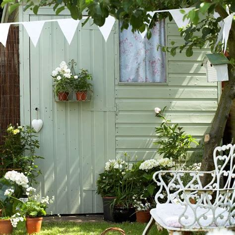 vintage garden ideas best 25 painted shed ideas on cottage garden