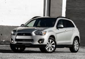 Mitsubishi Outlander Safety Rating 2014 Mitsubishi Improves Safety Performance Of 2014 2015