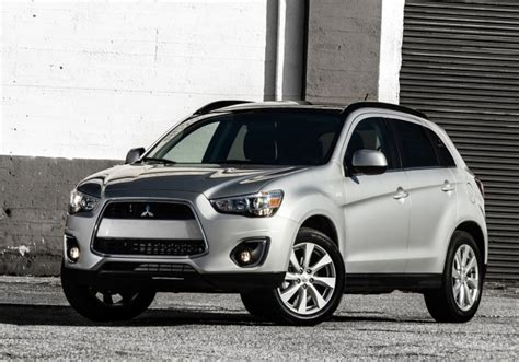 mitsubishi outlander sport 2014 white 2014 mitsubishi outlander sport review ratings specs