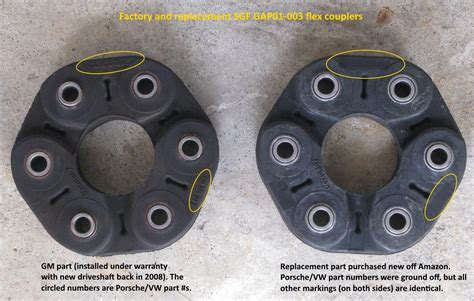 just for rubber sts dorman oe style flex disc replacement page 2 ls1tech