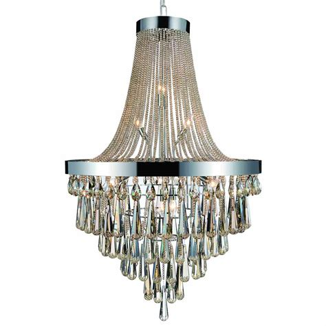Chandeliers For Foyer Brizzo Lighting Stores 52 Quot Liberale Modern Large Foyer Chandelier Polished Chrome