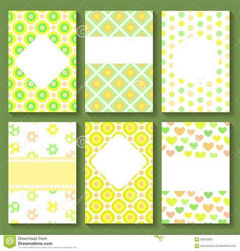 Baby Shower Cards Templates 1080p by Baby Shower Card Templates Stock Vector Image Of