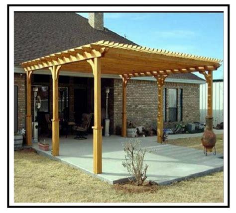 costruire tettoia dopo aver individuato il sito dove volete costruire