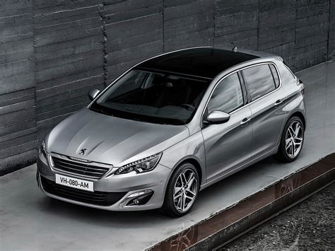 latest peugeot fresh 2014 peugeot 308 photos leaked shed new light on