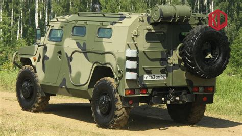 gaz tigr gaz tigr tiger 4x4 infantry mobility vehicle imv