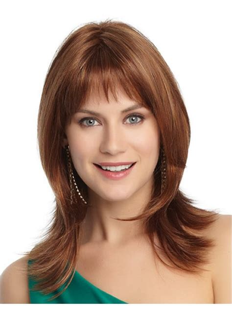Medium Hairstyles 2016 For 60 by Length Haircuts For Hairs Picture Gallery