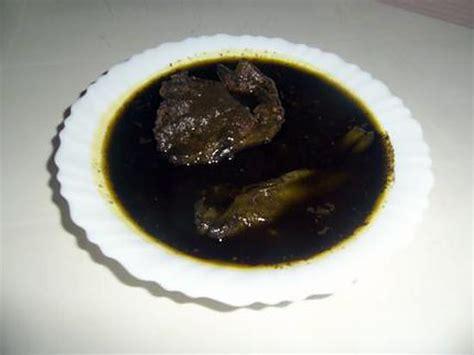 recette de mloukhia recette tunisienne
