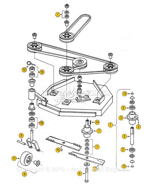 exmark deck belt diagram exmark lazer deck parts diagram for deck parts