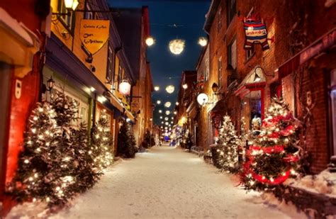 wallpaper christmas city christmas city houses architecture background