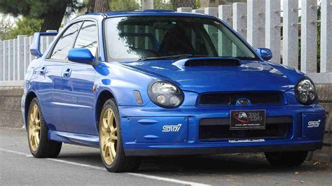 subaru jdm subaru impreza wrx sti for sale at jdm expo japan import
