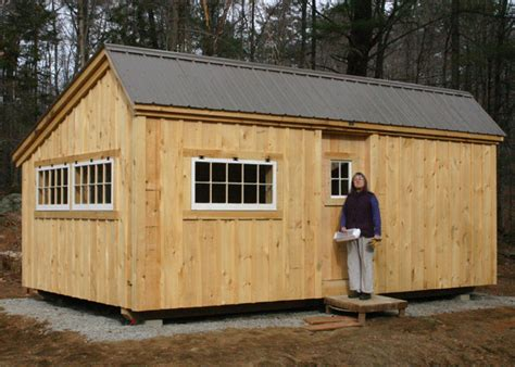 12x20 Storage Shed by Saltbox Shed Plans Storage Buildings Kits Jamaica