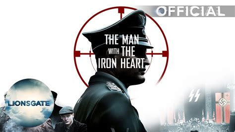 the man with the the man with the iron heart trailer on digital download 18th dec on dvd blu ray 8th jan