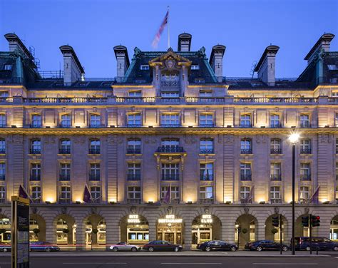 Floor Plan Architecture by Le Ritz London Ambiance Grand Luxe