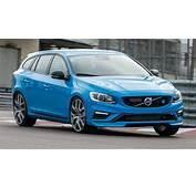 First Drive Volvo V60 T6 350 Polestar 5dr Geartronic