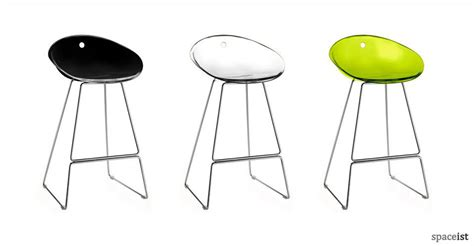 Stools Uk by Bar Furniture Gliss Sled Bar Stools