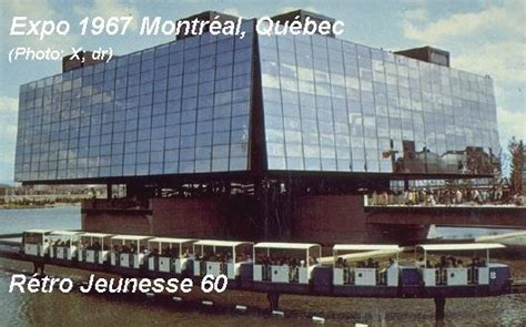 Pavillon Du Québec Expo 67 by Expo 1967 Sommaire