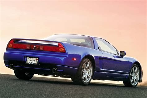 2005 acura nsx overview cars com