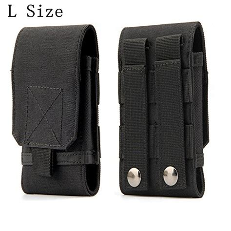 tactical molle smartphone holster universal army mobile