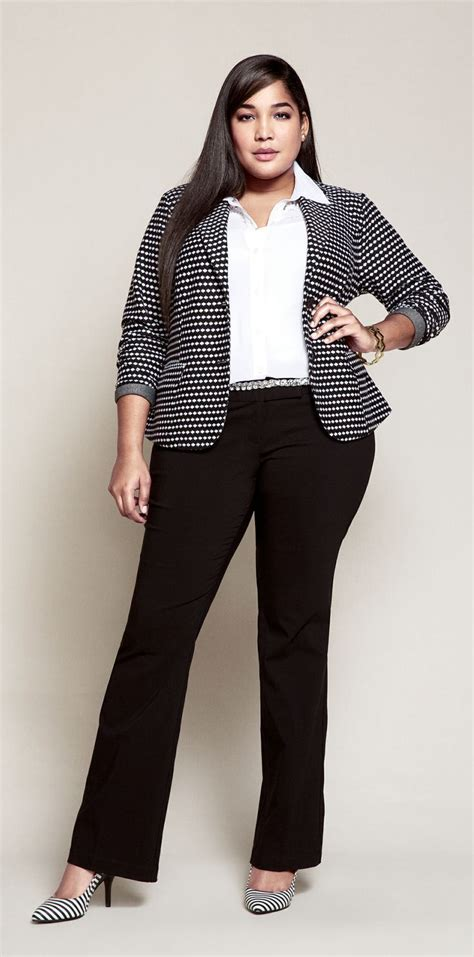 plus size outfit 5 stylish plus size outfits for a job interview