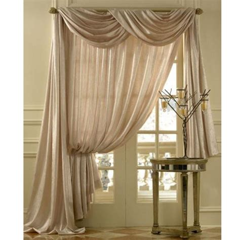 antique curtain style feminine touch cortinas