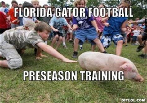 Funny Florida Gator Memes - florida gators football quotes quotesgram