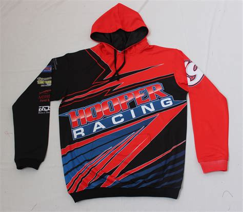 Sweater Hoodie Dmx Racing Sport custom sublimation hoodies sweatshirts with your design hoysports