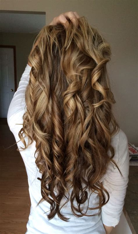 curly hairstyles with straightener pinterest