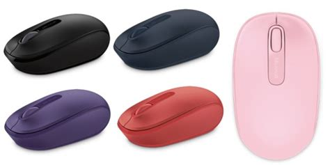 Microsoft Mouse 1850 microsoft wireless mobile mouse 1850 lands in malaysia alongside the all in one media keyboard