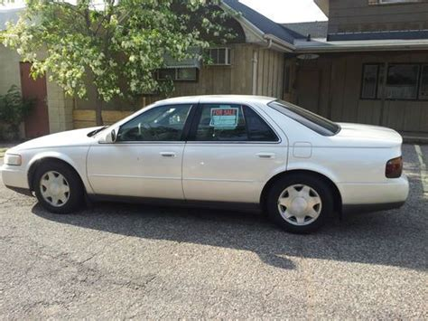2000 cadillac northstar sell used 2000 cadillac seville sls luxury 32v northstar