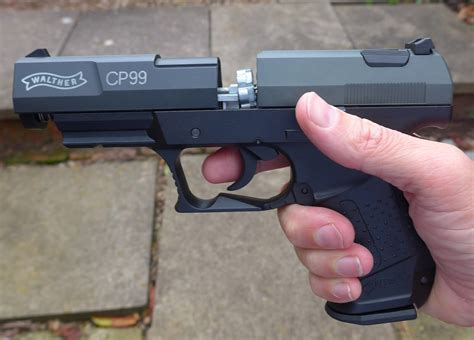 Airsoft Gun Walther Cp99 Walther Cp99 177 Pellet Co2 Gun Air Gun In India By Airsoft Gun India Airsoft Gun India