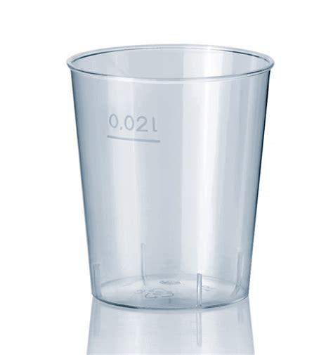 bicchieri in plastica dura bicchiere di plastica per cicchetto ps 20 ml 50 pezzi