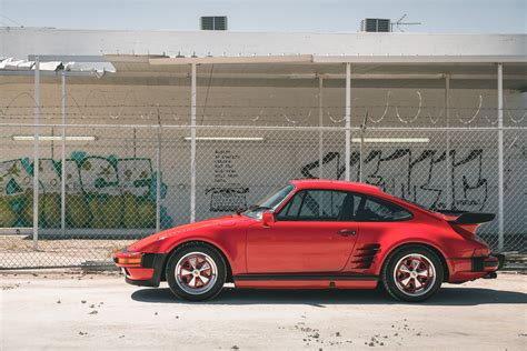 porsche slant nose 7 200 mile 930 slantnose curated
