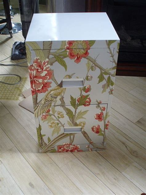 Decoupage Cabinets - decoupage crafts the kitschy lover in you will adore