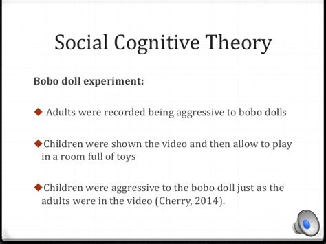 cognitive biography definition social cognitive theory