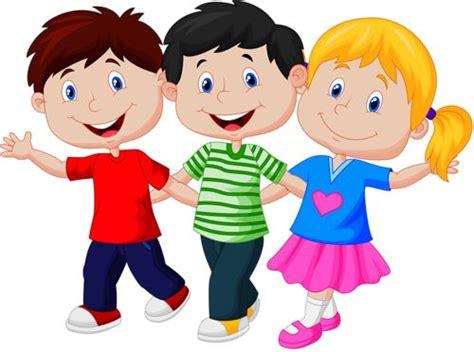 children clipart walking clipart clipground