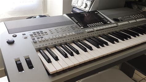 Keyboard Yamaha Psr S910 yamaha psr s910 image 1145214 audiofanzine