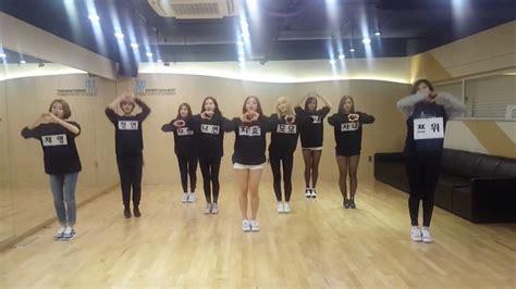 Tutorial Dance Twice Ooh Ahh | tutorial dance twice ooh ahh name the k pop dance practice