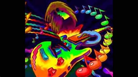 psychedelic guitar hero  djd  youtube