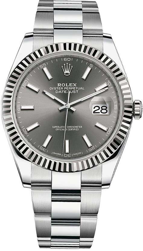 Costie Date Just Index Like A Rolex buy rolex datejust 41 oyster 126334
